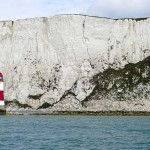 Watchful Beachy Head lighthouse