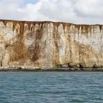 Watchful cliffs W Cuckmere