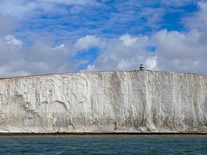 Watchful cliffs Belle Tout
