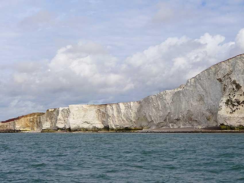 Watchful cliffs Splash Point Seaford Head