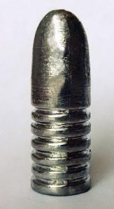 Rough cast bullet