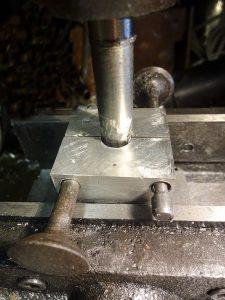 Cutting bullet profile.