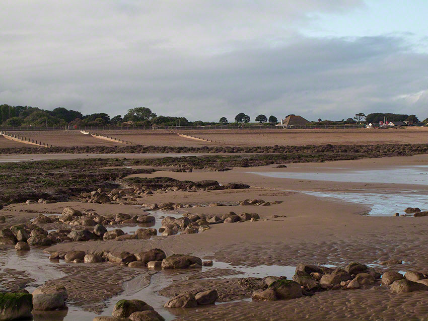 From mid-shore to sea defences