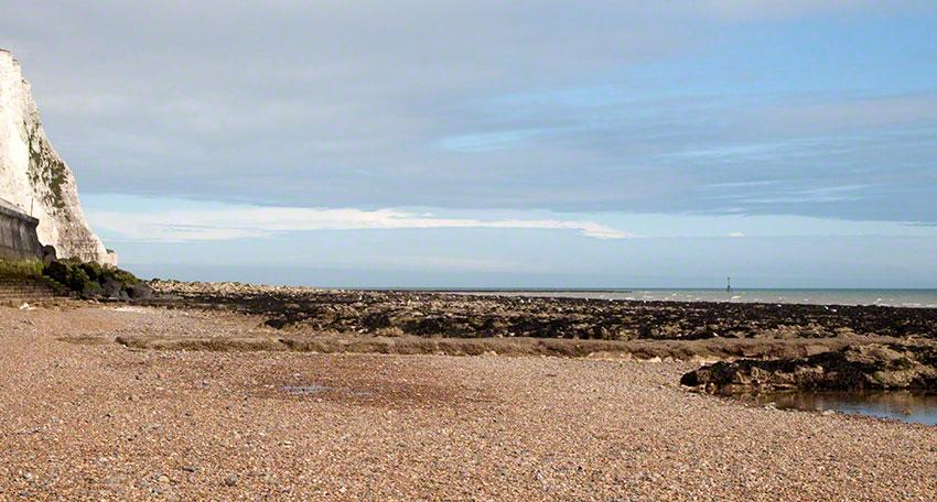 Saltdean beach to the East